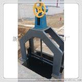 安徽工業園區水閘門安裝圖紙,廠家直銷3乘3米平面鋼閘門,崇鵬貨真價實