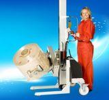 紙卷鋁卷膜電動搬運車及提升氣管吸吊機