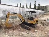 馭工YG22-9X先導操作的小型挖掘機 農用小挖機