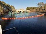 河道攔垃圾東西攔截垃圾浮筒廠家