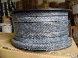浸漬四氟中碳纖維編織盤根