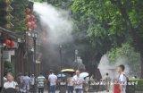 噴霧系統 人造霧 節能 南京 節能 噴霧量超大節能