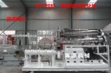 PHJ120S大型雙螺桿溼法大豆3噸膨化機
