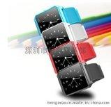恆淼M28-藍牙智慧穿戴手錶—可免提通話資訊微信QQ提醒的計步器(恆淼科技)