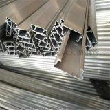 鋁合金壓膜溫室大棚卡槽 鍍鋅卡槽 高鋅含量卡槽