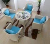 廠家直銷 餐廳藤餐椅 酒店休閒椅扶手椅 優質藤編椅子
