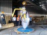 真空吸吊機500kg鋁卷銅捲鋼捲紙卷搬運