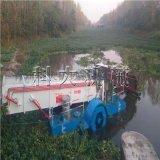 上海水葫蘆草破碎機械 功能全的水草清理打撈船