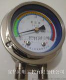 同順工控TS-CB不鏽鋼差壓表壓差表