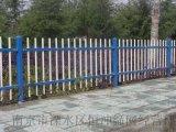 江蘇南京鋅鋼護欄A型四橫杆帶雙花鐵藝護欄