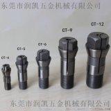 大量批發多軸器夾頭 攻牙機夾頭 CT4夾絲攻專用