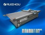 瑞洲科技-蜂窩板打樣機切割機+V槽+衝孔 蜂窩板裁斷機