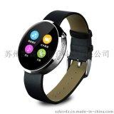 艾德加W01智慧手錶 帶心率 遠程拍照 資訊推送