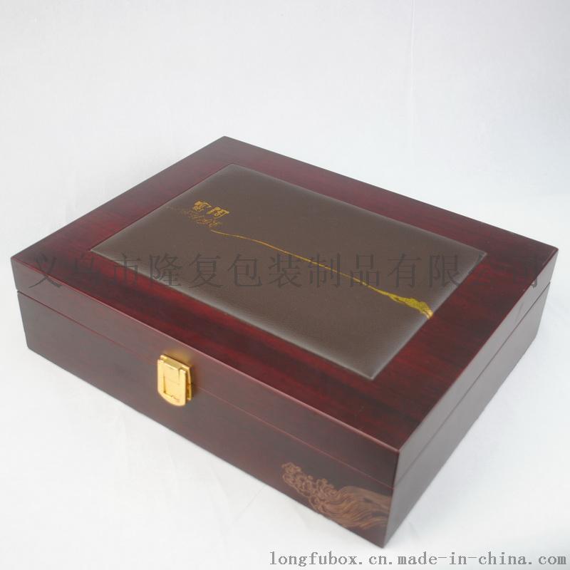 工廠定製仿古木盒 實木酒盒 禮品包裝木盒 水晶擺件木盒 木盒廠家