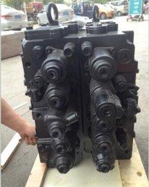 西安神钢挖掘机配件供应---多路阀总成图片