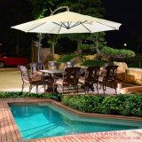 聖保羅鑄鋁桌椅 花園別墅休閒椅 戶外傢俱(KY-9118)