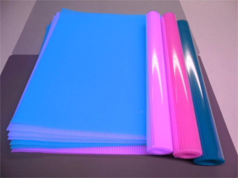 維葉耐高溫彩色矽膠片