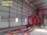 山東方特機械生產YGT-2200型數控鋼筋籠滾焊機