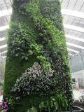 精品設計模擬植物牆 藝術模擬植物牆 綠色景觀植物牆