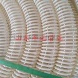 豐運PU塑筋波紋管物料抽吸軟管高溫輸送軟管