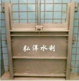 渠道一體閘門  不鏽鋼渠道閘門