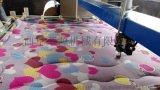 做被速度快的電腦絎縫機廠家   新型的棉被絎縫機圖片