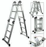 鋁合金多功能摺疊梯子(WYAL-1003)