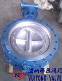 碳鋼法蘭蝶閥D343H-16C