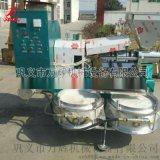 大型螺旋商用榨油機 100型螺旋榨油機 供應全自動螺旋菜籽榨油機