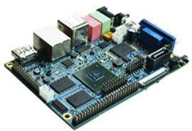 恩智浦NXP飛思卡爾四核i.MX6Q E9卡片電腦Cortex-A9超4412開發板