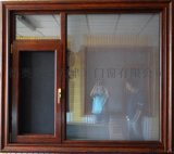別墅高強度重型防彈防盜窗LV-112A斷橋鋁防盜一體窗