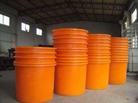 耐酸鹼塑膠圓桶(M600L)