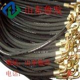 山東魯發橡塑長期供應高壓膠管高壓油管雙層50兆帕