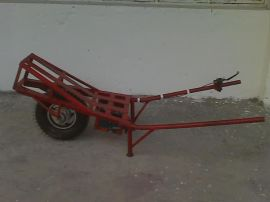 手扶式電動獨輪車(TGC5)