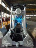 DBZ400不鏽鋼抓鬥0.56立方輕型,酒廠抓鬥,垃圾抓鬥
