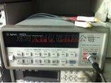 Keysight 34420A納伏表/微歐表,珠海高精度萬用表,臺式數位萬用表