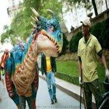 模擬恐龍服 恐龍表演服 模擬恐龍衣服