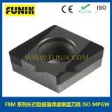 CBN焊接刀具 長刀刃加工齒輪內孔、端面 立方氮化硼刀具