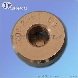 E12-7006-27H-1燈頭通規廠家
