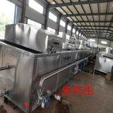 馬口鐵罐殺菌設備滾槓低溫滅菌流水線