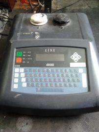 惠州LINX4800噴碼機維修 噴碼機出租 惠州產品代加工噴碼