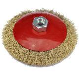 廠家直銷定製毛刷輪,磨料絲毛刷輪,鋼絲毛刷輪,拋光毛刷輪定製