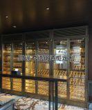 匯興誠金屬製品|酒店不鏽鋼酒櫃|北京不鏽鋼酒櫃