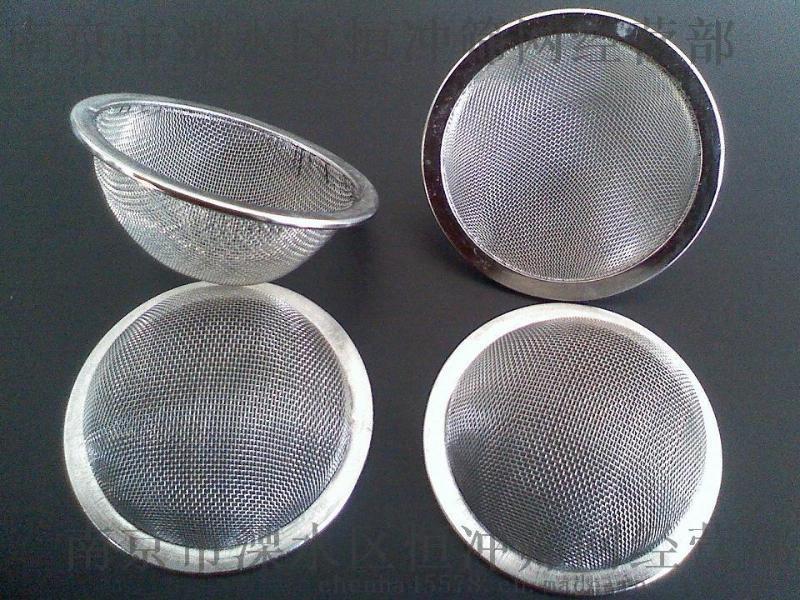 304100目不鏽鋼包邊咖啡過濾片 食品飲料過濾用304不鏽鋼絲網