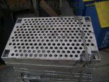 南京廠家加工定做不鏽鋼衝孔網板 裝飾衝孔板 貨架網等規格多品種全