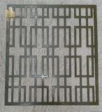 中式古典鋁屏風 鏤空雕花 (3003)