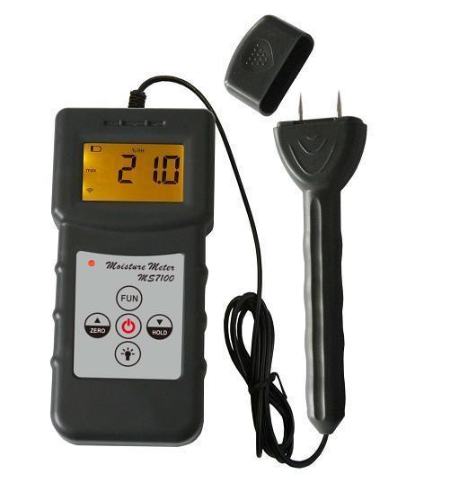 攜帶型竹製品水分測定儀MS7100