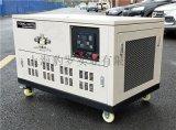 靜音10千瓦汽油發電機廠家雙缸風冷款
