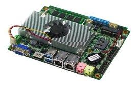 板載記憶體3.5寸1037u工控主板/1037U-3電腦主板