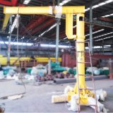 德魯克山東著名商標BZ定柱式懸臂起重機2t歐式懸臂吊